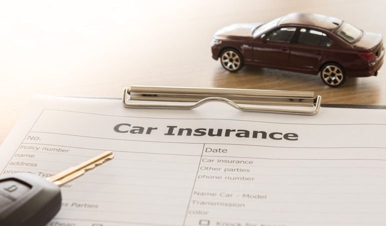 application for car insurance